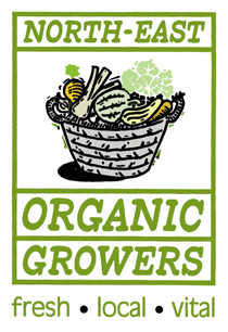 North East Organic Growers Logo